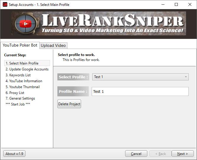 Live Rank Sniper 1.13.1.0